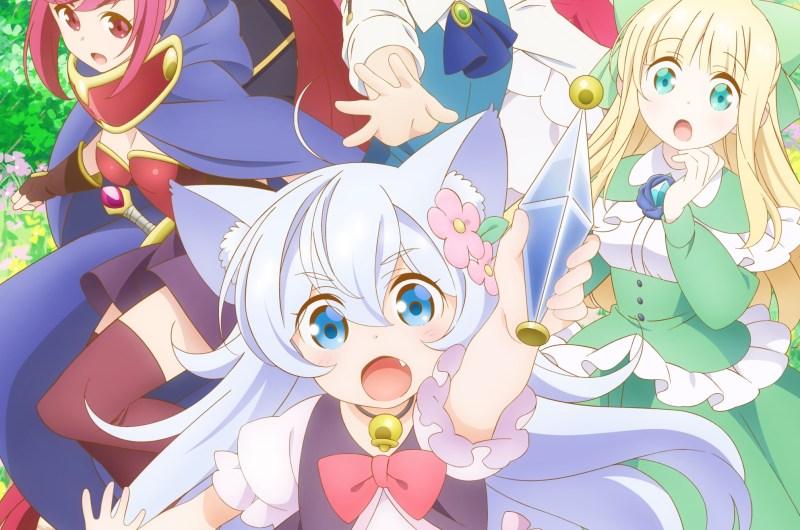 Anime 'Cheat Kusushi no Slow Life' akan Mulai Ditayangkan pada Bulan Juli 1