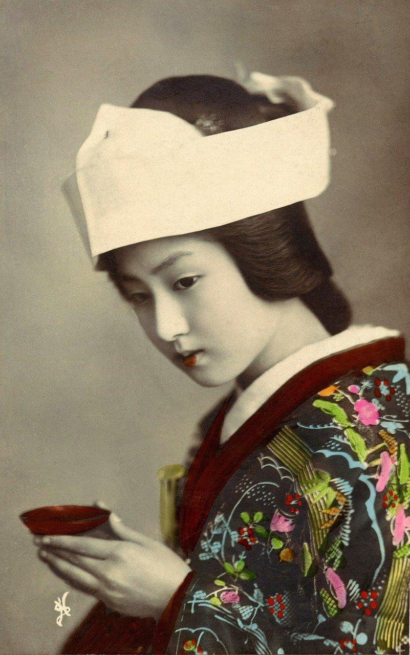 Antara Geisha dan Oiran 3