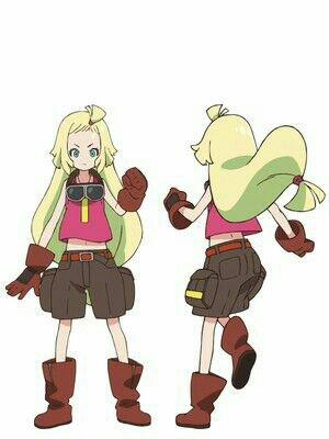 Anime Sakugan Mengungkapkan Karakternya Hikaru Midorikawa 3