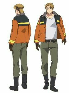Anime Sci-Fi Sacks&Guns!! Garapan Satelight Diperankan oleh Yoshimasa Hosoya 5