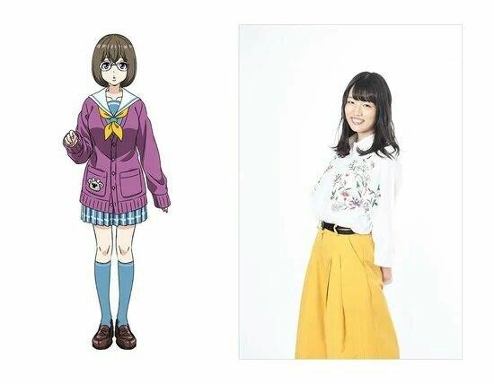 Bulan Tayang Anime Shikizakura Terungkap 6