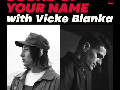 "Kolaborator Olivia Rodrigo ""Josh Cumbee"" dan artis Jepang ""Vicke Blanka"" bersatu untuk single baru 'Sound Of Your Name (with Vicke Blanka)', dirilis 28 Mei! 27"