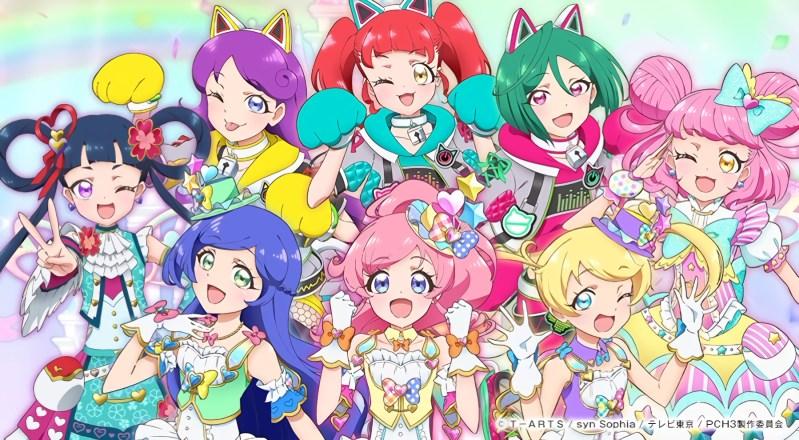 Serial Anime Kiratto Pri☆Chan akan Berakhir pada Bulan Mei 1