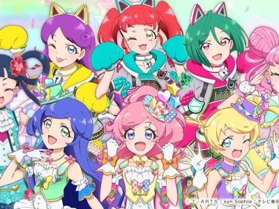 Serial Anime Kiratto Pri☆Chan akan Berakhir pada Bulan Mei 7