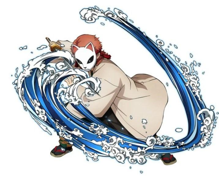 Game Konsol Demon Slayer Tambahkan Sabito dan Makomo sebagai Karakter yang Bisa Dimainkan 1