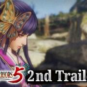 Trailer Game Samurai Warriors 5 Mengungkapkan Karakter Baru 45