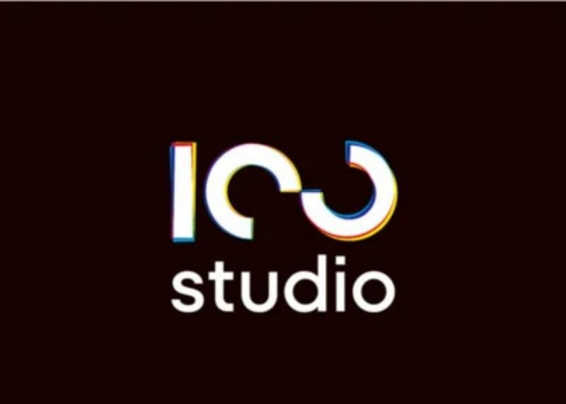 Studio Animasi Digital 100studio logo
