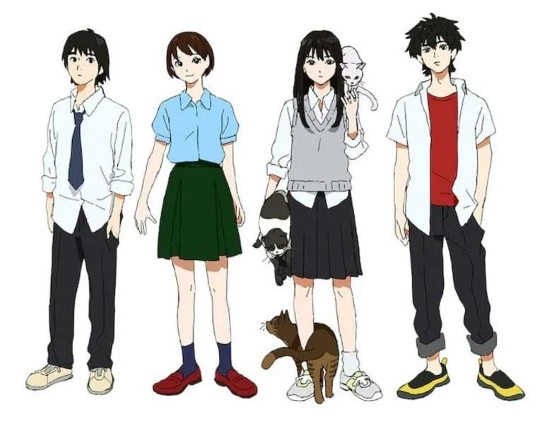 Anime Sci-Fi Sonny Boy Mengungkapkan Artis-Artis Musikalnya 1