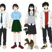 Anime Sci-Fi Sonny Boy Mengungkapkan Artis-Artis Musikalnya 9