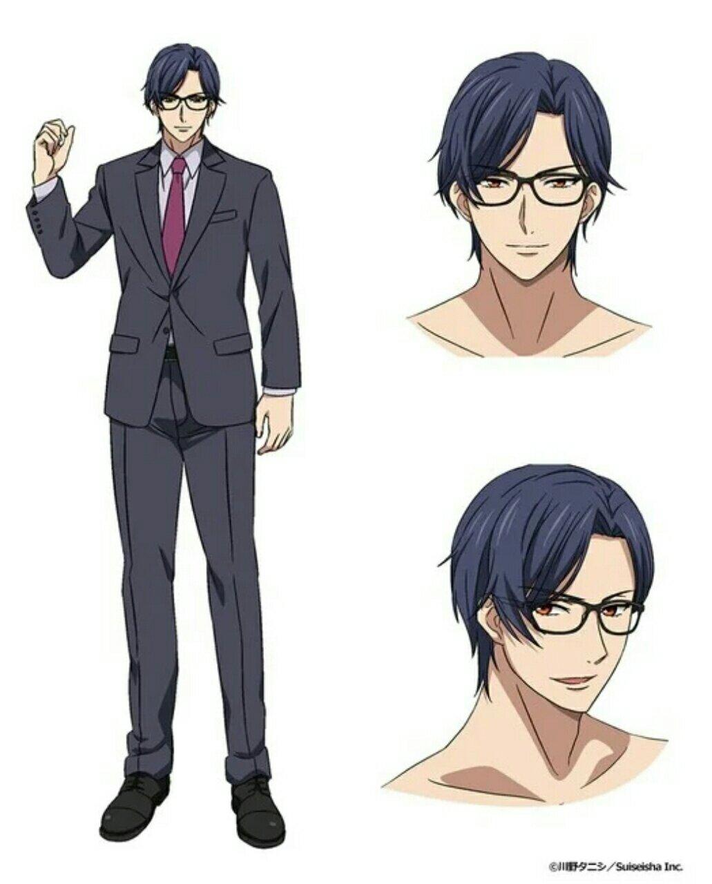 Anime Damkar Yubisaki kara no Honki no Netsujō 2 Diperankan oleh Shunichi Toki 2
