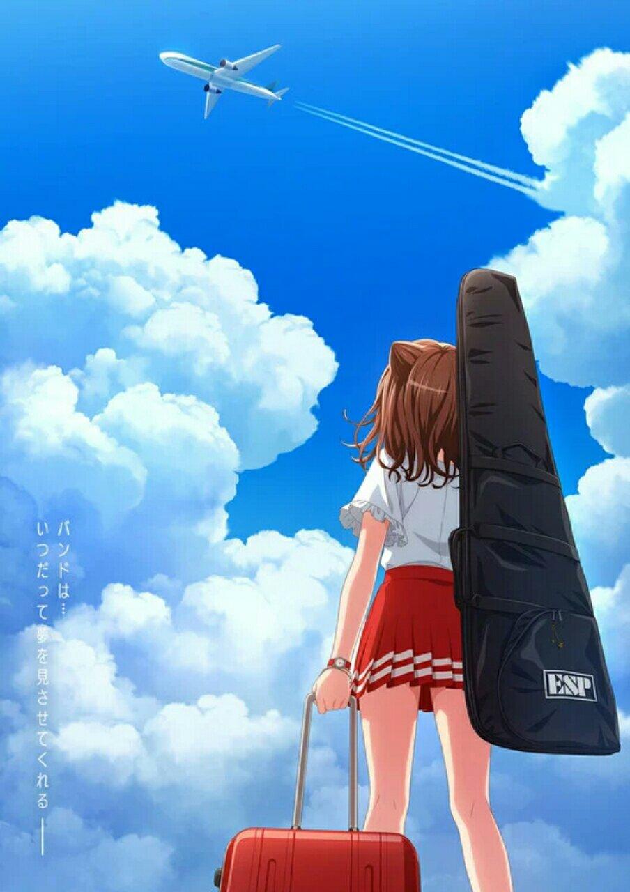 Film BanG Dream! Poppin' Dream! Mengungkapkan Tanggal Pembukaannya 2