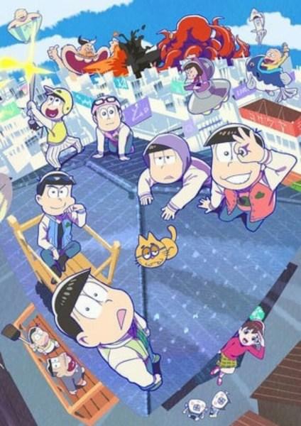 Anime Mr. Osomatsu Mendapatkan 2 Anime Bioskop Baru untuk Tahun 2022 dan 2023 1