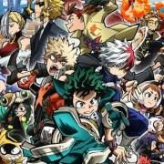 Anime My Hero Academia The Movie: World Heroes' Mission Mengungkapkan Visual Baru 23