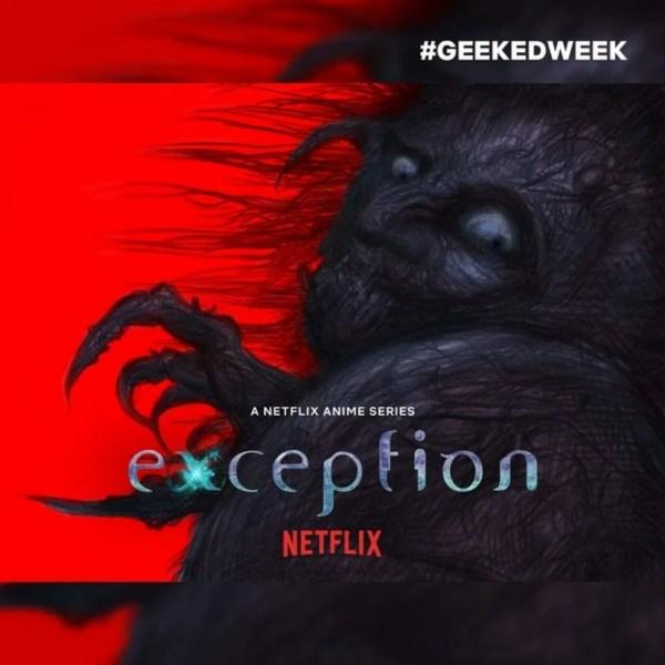 Netflix Mengumumkan Anime Exception 1