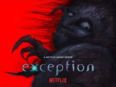 Netflix Mengumumkan Anime Exception 15