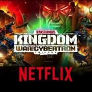 Netflix Akan Meluncurkan Seri Final dalam Transformers: War for Cybertron Trilogy pada Tanggal 29 Juli 17