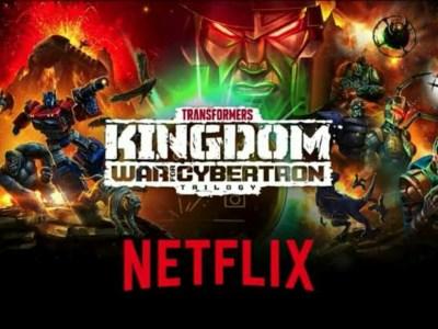 Netflix Akan Meluncurkan Seri Final dalam Transformers: War for Cybertron Trilogy pada Tanggal 29 Juli 25