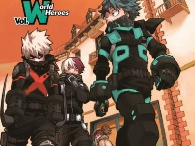Penonton Bioskop untuk Film My Hero Academia World Heroes' Mission Bisa Mendapatkan Volume Manga sebagai Bonus 36