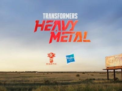 Niantic Mengumumkan Game Ponsel AR Transformers: Heavy Metal 4