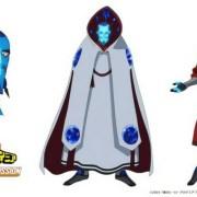 Villain Baru dari My Hero Academia World Heroes' Mission Diperankan oleh Kazuya Nakai 29