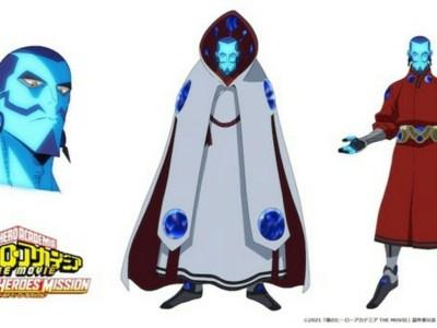 Villain Baru dari My Hero Academia World Heroes' Mission Diperankan oleh Kazuya Nakai 33