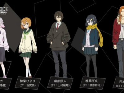 Anime Game Kartu Build Divide Mengungkapkan Seiyuu Utamanya 50