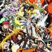 Yui Horie Membawakan Lagu Penutup Kedua Anime Shaman King Baru 8