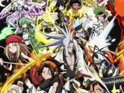 Yui Horie Membawakan Lagu Penutup Kedua Anime Shaman King Baru 13
