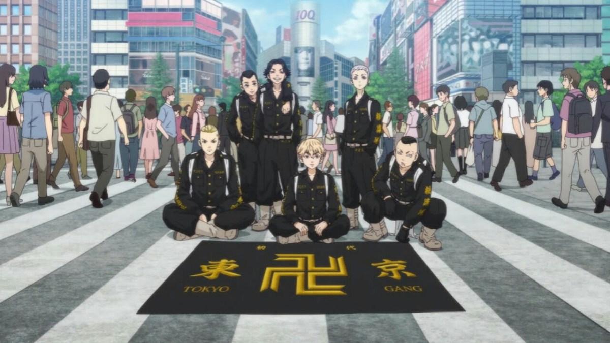 Kenalan Yuk Dengan Geng Tokyo Manji dari Anime Tokyo Revengers 3