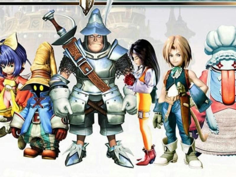 Game Final Fantasy IX Mendapatkan Seri Animasi 1