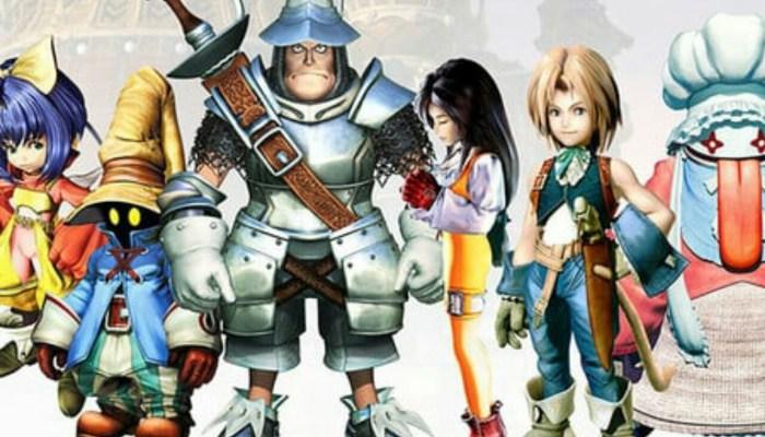 Game Final Fantasy IX Mendapatkan Seri Animasi 19
