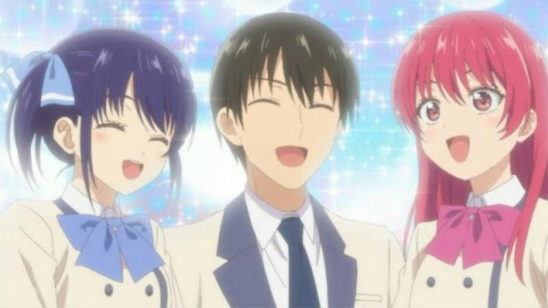 Anime KanoKano Memperdengarkan Lagu Temanya 1