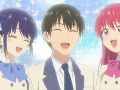 Anime KanoKano Memperdengarkan Lagu Temanya 49