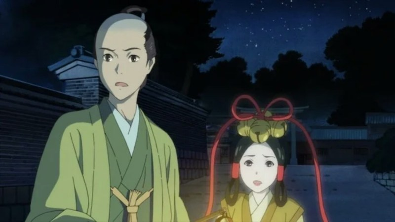 Novel Fantasi Historis Shabake Mendapatkan Anime Spesial Ulang Tahun Ke-20 pada Tanggal 19 Juli 1