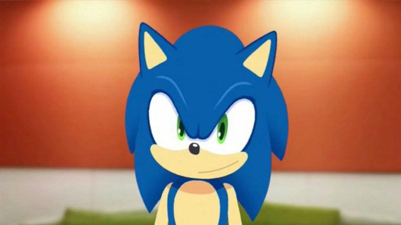 Sonic the Hedgehog Menjadi Virtual YouTuber 1