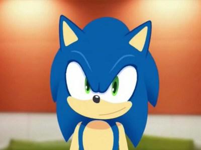 Sonic the Hedgehog Menjadi Virtual YouTuber 6
