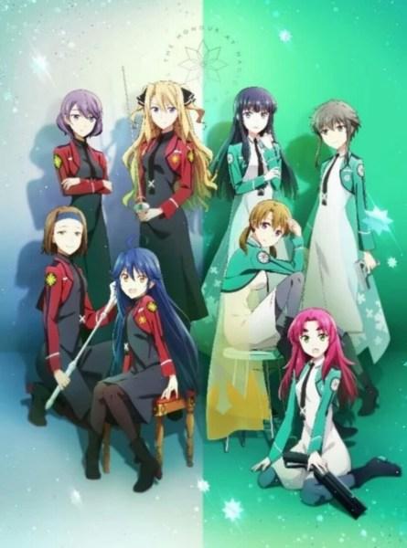 PV Ke-2 Mahouka Koukou no Yuutousei Memperdengarkan Lagu Pembuka dari Sangatsu no Phantasia 1