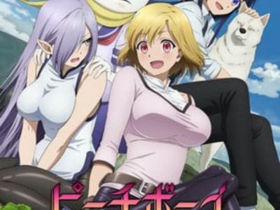 Anime Peach Boy Riverside Mengungkapkan 3 Anggota Seiyuu Baru 1