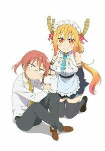 Anime Miss Kobayashi's Dragon Maid S Akan Tayang Perdana pada Tanggal 7 Juli 2