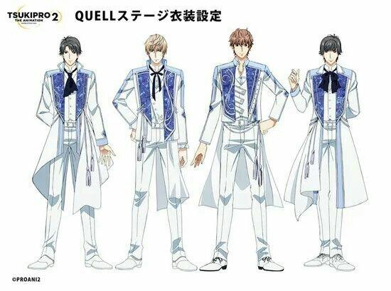 Video Promosi Tsukipro the Animation 2 Mengumumkan Tanggal Debut Animenya dan Memperdengarkan Lagu Pembuka Pertama 7