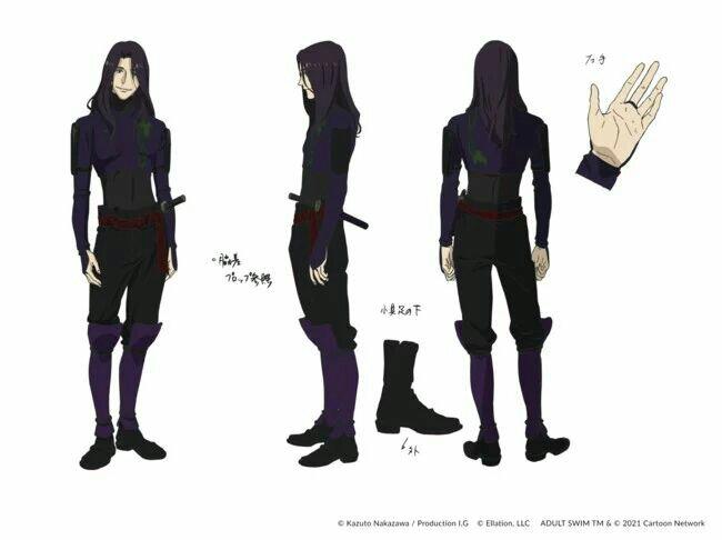 Crunchyroll dan Adult Swim Mengungkapkan Banyak Informasi tentang Fena: Pirate Princess (Kaizoku Ōjo) 6