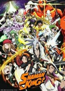 Anime Shaman King Baru Tambahkan 11 Anggota Seiyuu 6