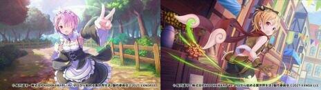 Game Browser Re:Zero dengan Cerita Orisinal Akan Diluncurkan di Jepang pada Bulan Juli 3