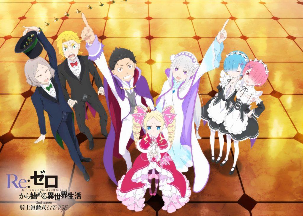 Anime Re:Zero Akan Mengadakan Acara Spesial Pada Bulan Ini! 2