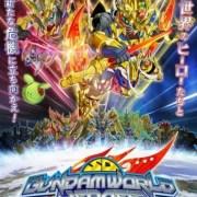 THIS IS JAPAN Membawakan Lagu Pembuka Kedua Anime SD Gundam World Heroes 3