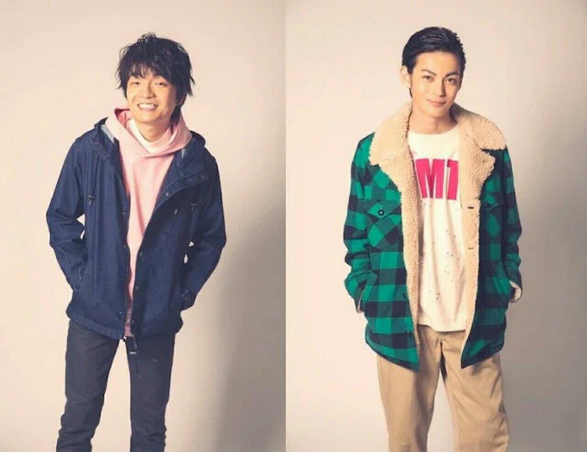 Akio Ohtsuka dan Yoshihisa Kawahara Akan Berperan dalam Seri Live-Action tentang Membayangkan Baki Adalah Manga BL 3