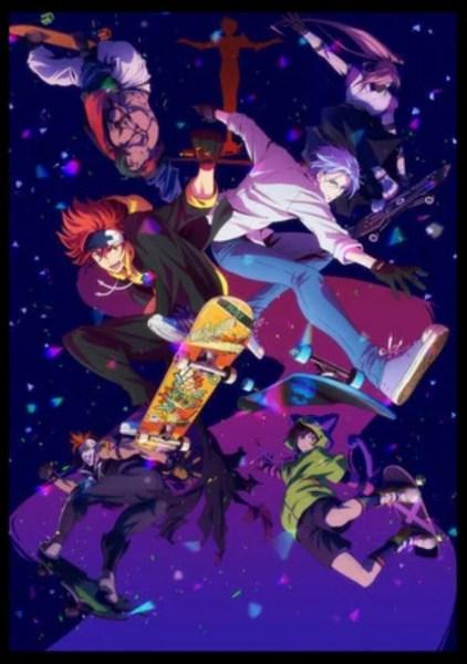 Anime Sk8 the Infinity Mendapatkan Proyek Anime Baru dan 2 Pertunjukan Panggung 1