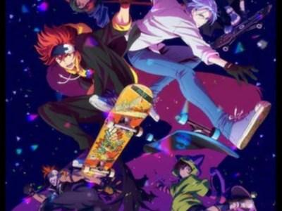 Anime Sk8 the Infinity Mendapatkan Proyek Anime Baru dan 2 Pertunjukan Panggung 3