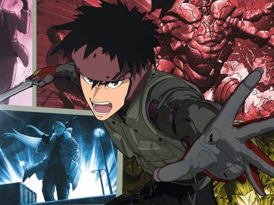 """Penayangan Perdana Anime ONA """"Spriggan"""" akan Ditunda hingga Tahun 2022 45"""