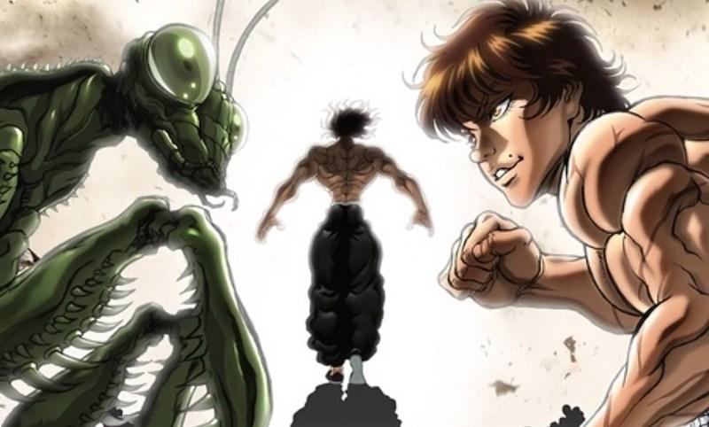 Anime Baki Hanma akan Mulai Ditayangkan pada Musim Gugur 2021 1